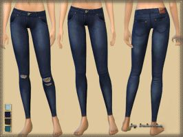 [MMD] Bukovka's Denim Jeans (+DL) by AppleWaterSugar