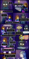 HollowTale - Ruins (Part 3) by Ice6400
