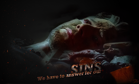 We have to answer for our sins... by Yatanis