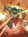 The Hulk in Action