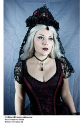 Russian Gothic Tale 002 Stock by MADmoiselleMeliStock