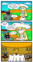 It's Romance, Nebby by Archappor