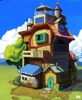 House. by Sotherby