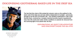 Robert Ballard - discovering geothermal-based life by YamaLama1986