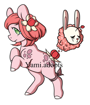 Wandering Water Lily OPEN ADOPT by Yami-Adoptables