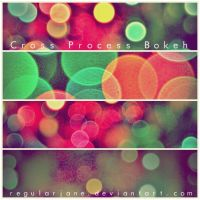 Cross Process Bokeh Textures by regularjane