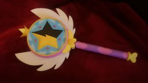 Chompworks Prop - Star Butterfly's New Wand! by kawaii-clamp-fan