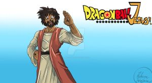 Dragon Ball Jesus by RebeccaHudgens