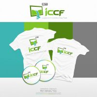 ICCF Logo and T-Shirt Design by skyrider2000