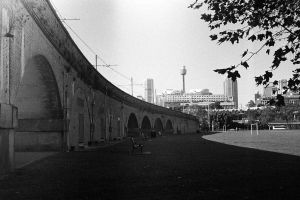 Meandering viaduct by imroy