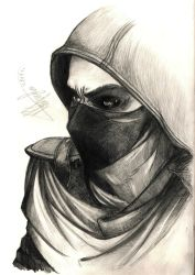 Garrett - Master Thief by Run1and1hide