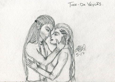 Thee-Da Veylas. by intrepid-Inkweaver