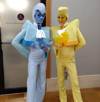 Holiday matsuri 2017 the Zircons by kingofthedededes73