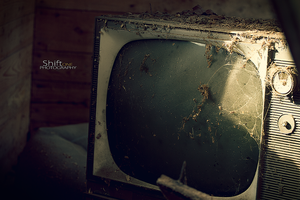 The tv by ShiftonePhotography