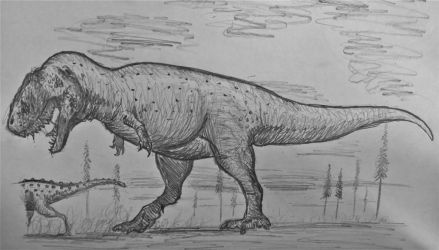 Mapusaurus by NordicB3rry