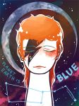 planet Earth is blue by alphyna