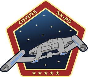 NX-25 Coyote Assignment Patch by Rekkert
