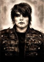 Some dude named Gerard.. XD by frikibunny8