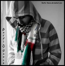 Palestinian by BarflyDance