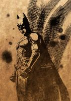 The Dark Knight by aaronwty