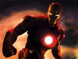 Iron man 2 by TheBlackAdder
