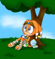 ..::Tikal - For JF12::.. by tailsgurl
