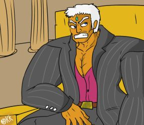 President Urien by Carbonated-James