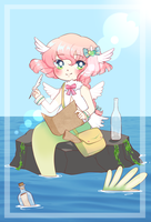 [Contest Entry] Anniverse Mertail 2018 by Kiinsy