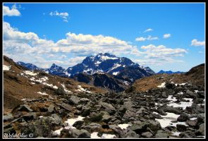 Rocky road to Arera by WelshGlue