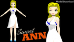 MMD Sweet Ann by VOCAD