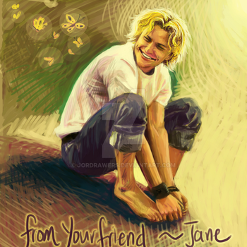 For Jane by jordrawers