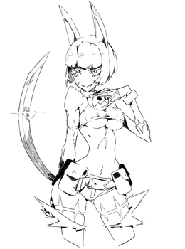 Ms Fortune Redraw by MadiBlitz