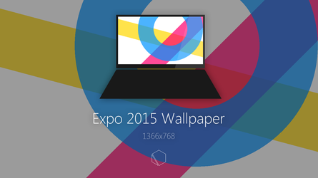 Expo 2015 Wallpaper by TheButterCat