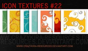 icon textures .22 by crazykira-resources