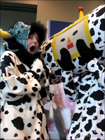 Cows by souffle-cosplay