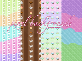 pixel backgrounds by SynapticMishaps