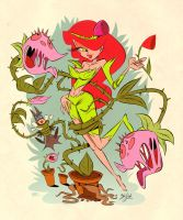 Poison Ivy by Themrock