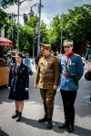 Vintage roumanien army uniform by ice4you