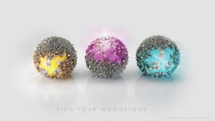 Find your moonstone. by Frienddesign
