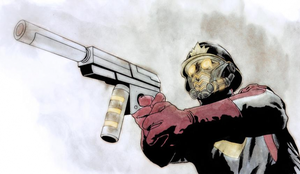 Star Lord by jasonbaroody