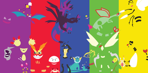 PRBGY Pokemon Wallpaper