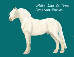 White Gold de Trop by Revolver-Waffle