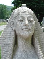 Sphinx. by theceruleancreep