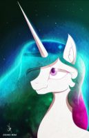 Celestia Borealis - I forgive you (Ponie Quickie) by ZidaneMina