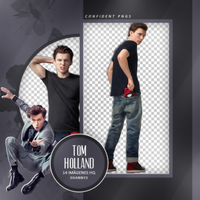 Png Pack 974 // Tom Holland by confidentpngs