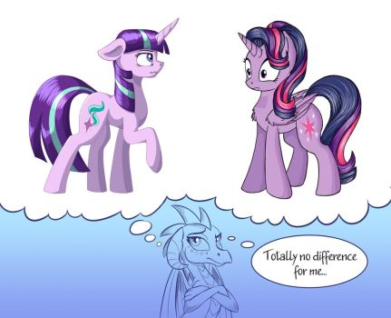 Difference by Sirzi