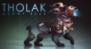 [CLOSED] Adopt auction - THOLAK by quacknear
