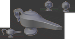 Genie Lamp for SFM (WIP) by johnathon-matthews