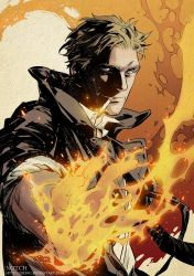 Constantine by Xiling