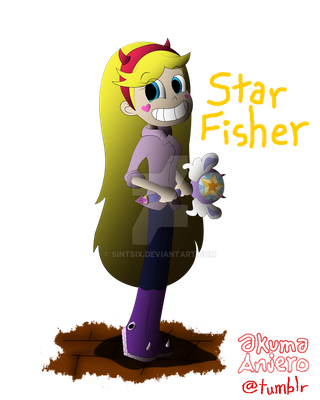Uncharted characters (Star Fisher) 2 by SintSix